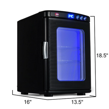 Reptile Egg Incubator Chameleon Hatching LED Display Digital Hatcher PRO ReptiPro Exterior Styling Clear Shelves And Water Tray