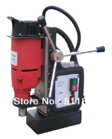 32mm NCCTEC Twist Drill Magnetic Drill | 1.28'' Metal Steel Iron MAGNETIC Core Drilling Machine | BIG power 220V 1800w/2.5hp
