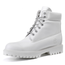 Ankle-Boots White Women Sneakers Timber Female Outdoor Botas Winter Fashion Fur Zapatos
