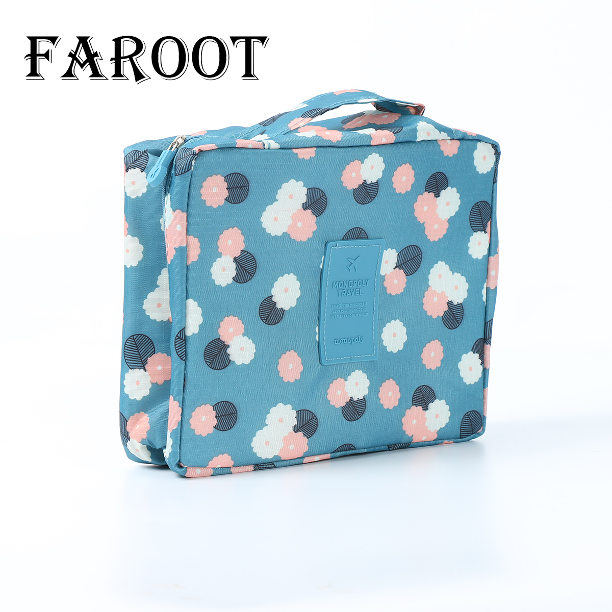 2018 NEW Large Cosmetic Bag Makeup Case Hang Travel Wash Toiletry Organizer Storage Pouch  Laundry Bags