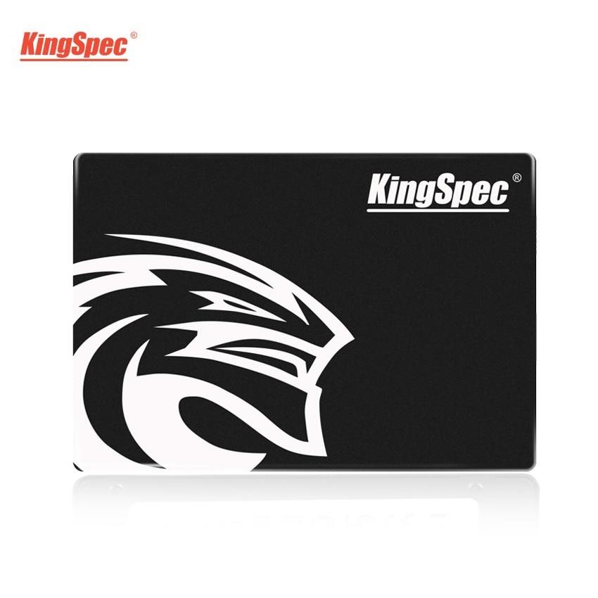 KingSpec 180 GB SSD SATA3 interna 2,5 pulgadas unidad de estado sólido SSD 180g HD Q-180 negro disco duro para el ordenador portátil de escritorio Tablet