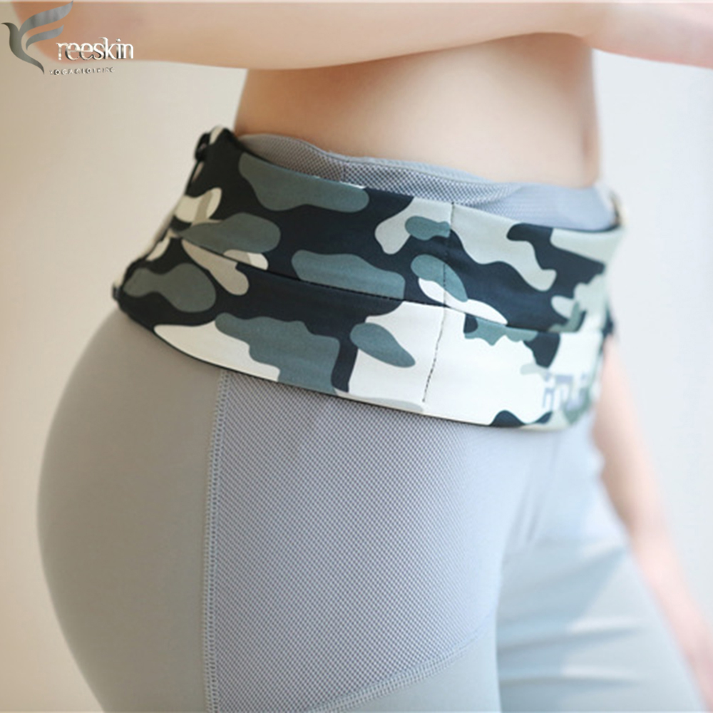 Lady Men Running Belt Waist Phone Bag Pouch Jogging Belt Race Marathon Cycling Waist Belly Bag Waistbag Gym Sport Accessories 10
