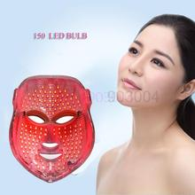 7 Colors PDT LED Facial Mask Photon IPL skin Rejuvenation skin whitening and acne skin care  treatment Wrinkle Removal Device bioaqua snail replenishment tender and moist and perfectly clear gift box with smooth skin rejuvenation facial skin care kit