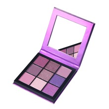New Arrival 9 Color Shimmer Matte Eyeshadow Pallete Highly Pigmented 5 Style Perfect Everyday Makeup Palette Beauty Cosmetics