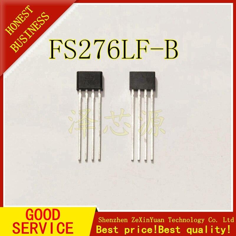 10PCS/LOT FTC S276 FS276LF-B FS276 FS276LF Marking 276 SIP-4 NEW