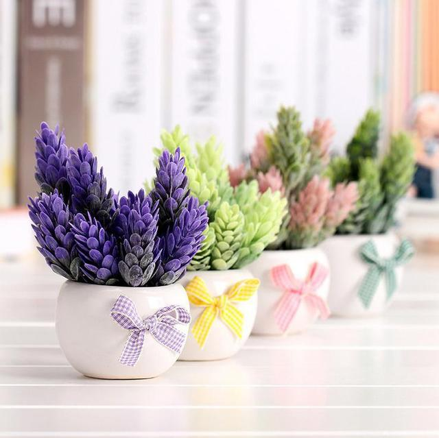 Aliexpress buy new wedding decorations decorative flowers new wedding decorations decorative flowers ceramics vase artificial flowers cheap silk flowers paper flowers home decoration junglespirit Images