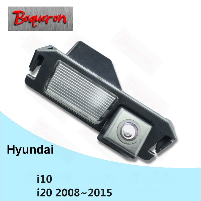For Hyundai i10 i20 2008~2015 Car Rear View Camera HD CCD Night Vision Reverse Parking Backup Camera NTSC PAL hot selling ccd camera ntsc system night vision car reverse rear view backup camera for hyundai ix35 camera promotion