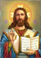 100 Hand Painted High Qualitiy European Figure Man With A Book Jesus Christ Painting On Canvas