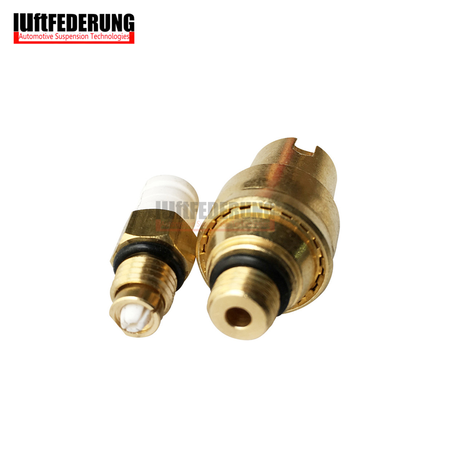 Luftfederung <font><b>A8</b></font> <font><b>D3</b></font> Bentley VW Phaeton Air Valve Front Copper Valve Air Suspension Repair Kit 4E0 616 039AF image