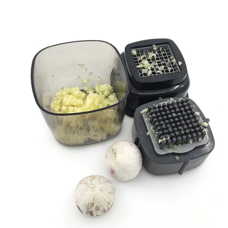 Garlic Press Grinder High Quality Garlic Grinding Grater Mini Cutter Cooking Too