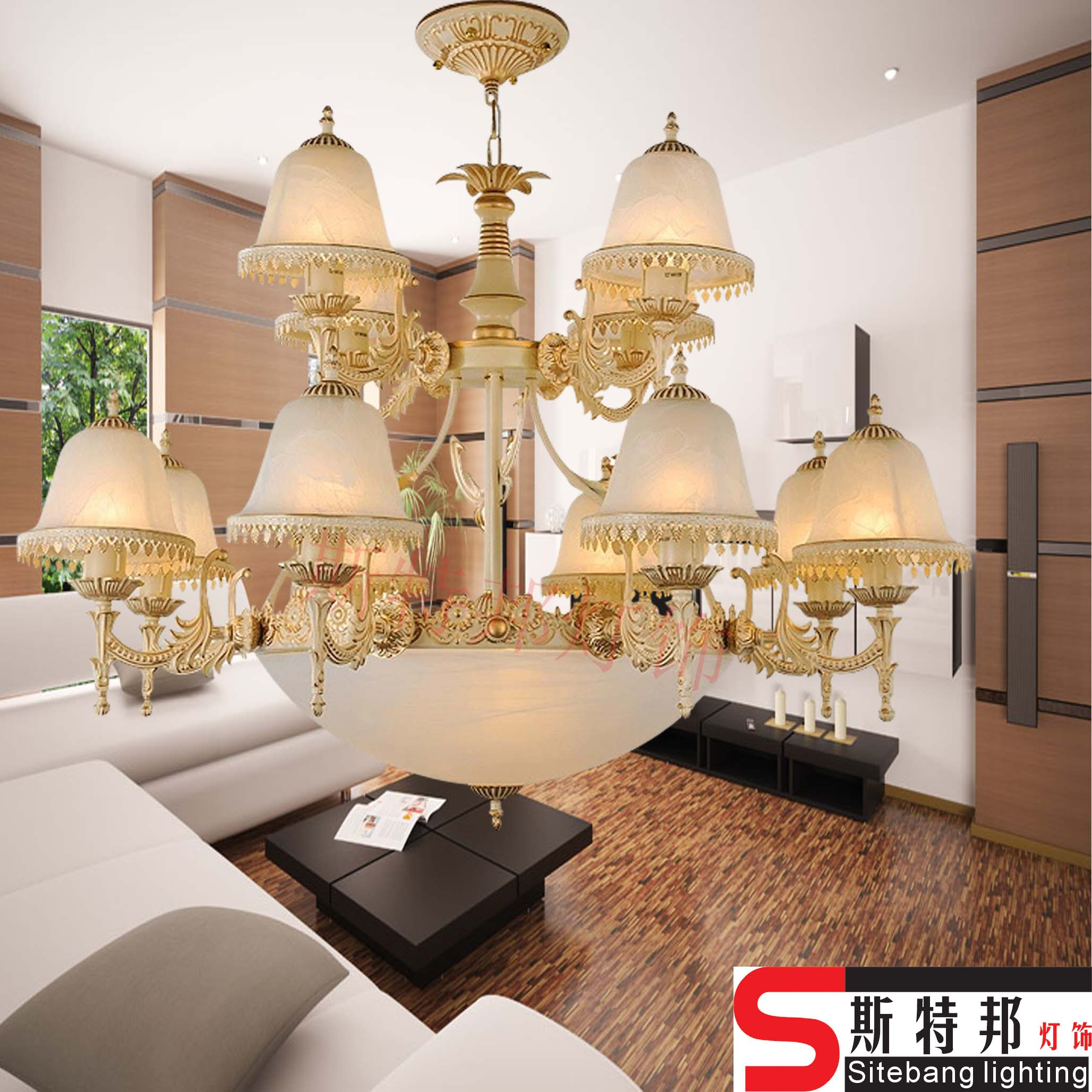 retro modern lighting. Hot Steel Hanging Lamp Lighting Living Room Restaurant Retro Modern Imitation Copper Bedroom Ceiling Lamps LED-in Pendant Lights From \u0026 On N