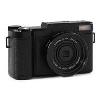 Ordro 24MP HD Halve DSLR Professionele Digitale Camera met 4x Tele Fisheye & Groothoeklens Camera Macro HD Camera