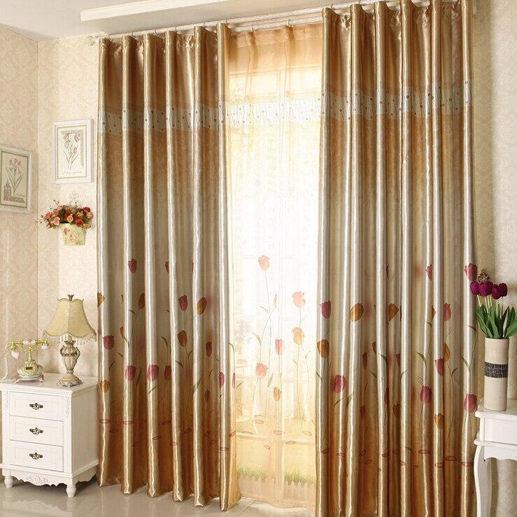 cortinas rusticas dormitorio cortinas cruzadas cmo son On cortinas especiales