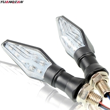 Universal Motorcycle Turn Signal Promotional price Indicators Lights lamp accesorios For SUZUKI GSF1200 GSF600 GSF 250 BANDIT