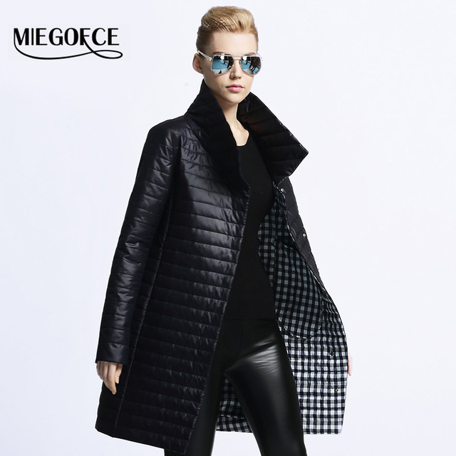Aliexpress.com : Buy MIEGOFCE 2017 New Spring Jacket Parka Women ...
