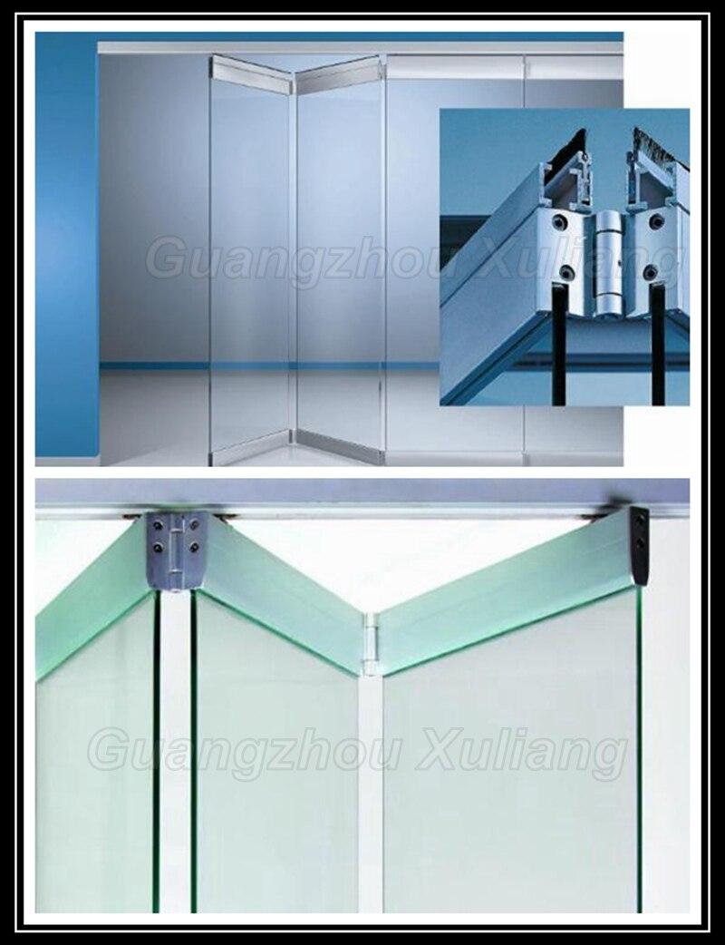 comprar zdm serie de vidrio sin marco bifold puertas de door lcd fiable proveedores en guangzhou xuliang decoration engineering coltd