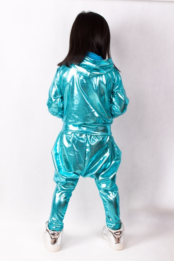 Heroprose 2018 Nieuwe persoonlijkheid Lichtblauwe grote kruisbroek - Kinderkleding - Foto 6