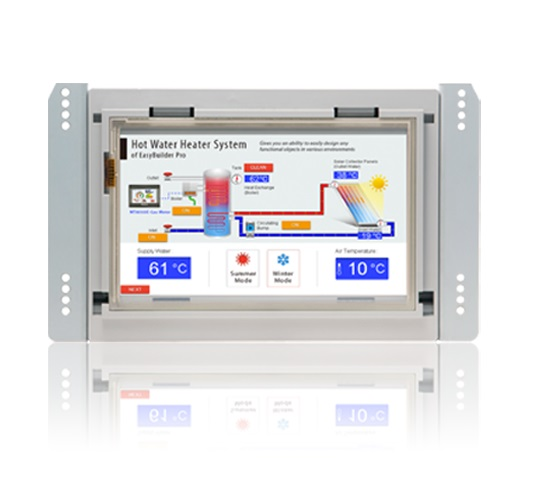 MT8070iER:Weinview 7 inch HMI Touch Screen panel HMI 800*480 Ethernet USB Host , Fast shipping