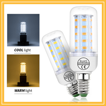 E27 LED Lamp Corn Bulb E14 220V Light Bulb Candle 3W 5W 7W 12W 15W 18W 20W 25W SMD 5730 Led Bombillas Indoor Lighting For Home 220v bombillas led e27 bulb corn light 5730 smd ampoule led e14 candle lamp 3w 5w 7w 12w 15w 18w 20w gu10 indoor lighting 240v