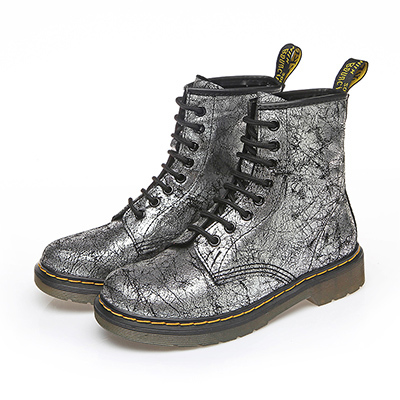 1c2b22a9d8c Fashion White Silver Boots Women Punk Boot Shoes Woman 2018 Spring Super  Cool Ankle Boots For Women Bota Feminina Zapatos Mujer 608.6 ₪