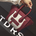 Gran bolsa de Hombro, de Alta Calidad de la Marca mujeres, Lindo Del Nuevo Del Diseñador mujeres bolso, Gran chica/mujer/Bolso de las mujeres, elegante bolsa de la tienda