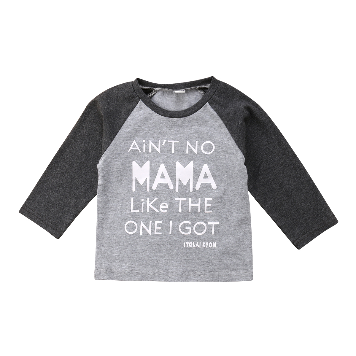 ba4ea87d7bd Toddler Kid Boy Long Sleeve Graphic Tees Baby Boy T shirt-in T ...