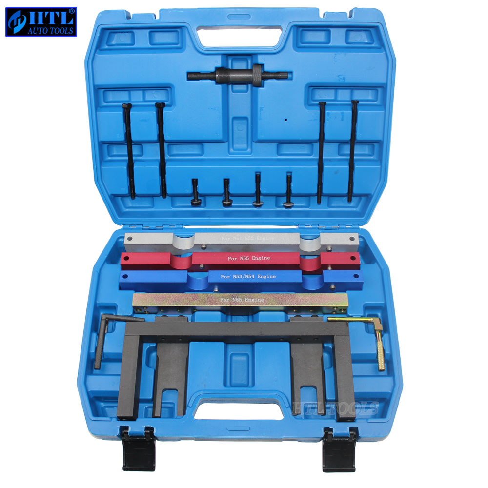MOSTPLUS Petrol Engine Camshaft Alignment Locking Timing Setting Tool Kit Chain Drive for N43 1.6 2.0