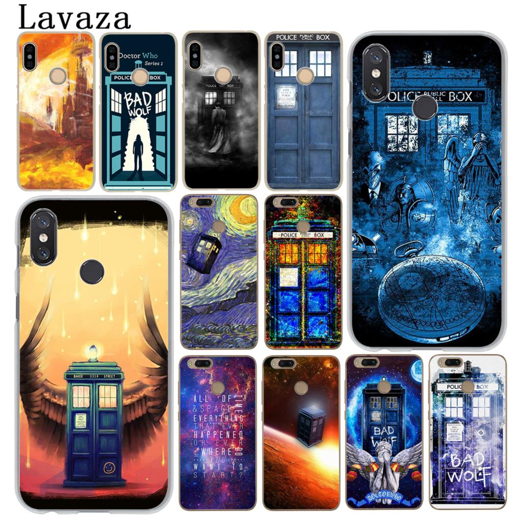Clever Tardis Box Doctor Who Hard Phone Case For Xiaomi 5 5s 6 8 Se A1 A2 Lite Mix 2s Pocophone F1 9 Se Max 3 Cellphones & Telecommunications Phone Bags & Cases