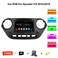 RK3188 HD 7 Inch 1024x600 Capacitive Screen Quad Core Android 5 1 Car DVD GPS For