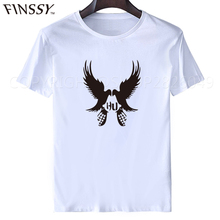 2017 Hot Sale Design men T Shirt Hollywood Undead T-shirt Novelty Short Sleeve Tee Normal People Scare Me Printed Shirts