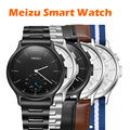 Original Meizu Smart Watche MIX Swiss Movement Passometer Call Reminder Waterproof Support APP IOS On Mobile Phone English