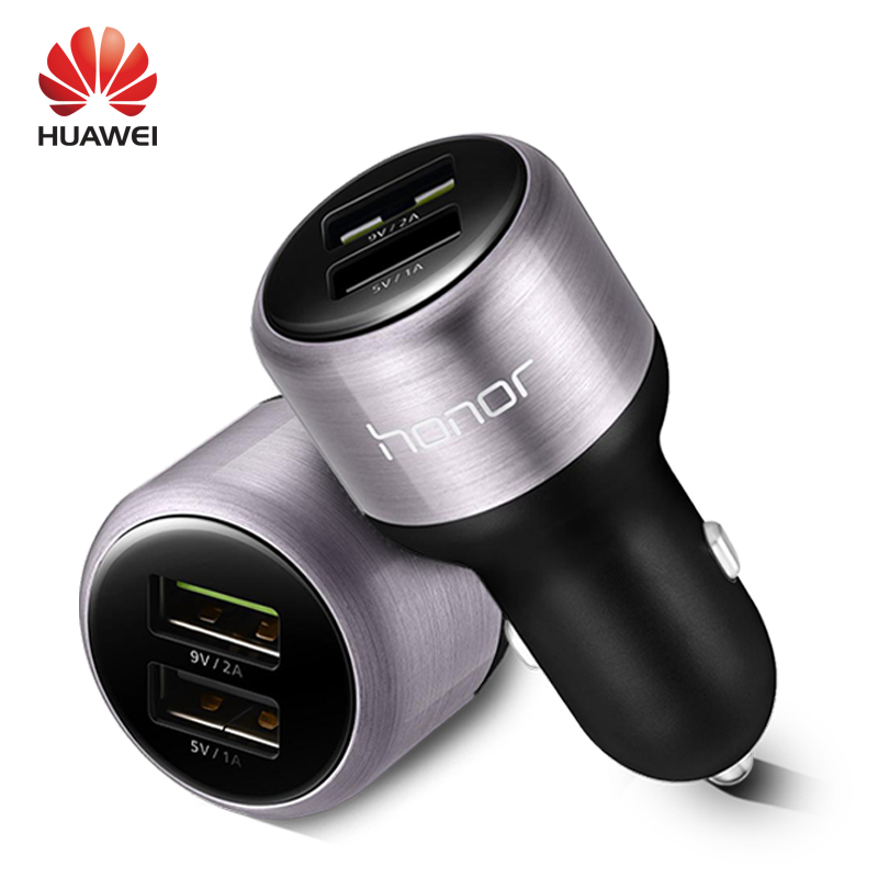 HUAWEI P9 Car Fast Charger Dual USB Supercharge 9V2A Original Super Charge Type-c Cable nova lite honor 8 9 V8 V9 Type C Cabel