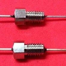 50 шт./лот Emi фильтр конденсатор Проходные Конденсаторы серии M5/2200PF/100VDC/10A/222 2.2nf
