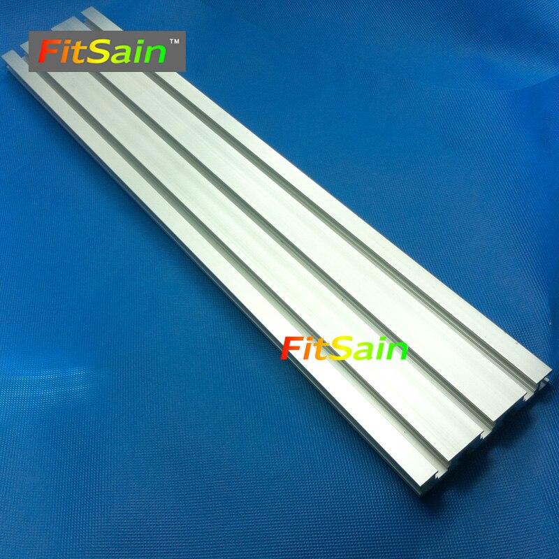 FitSain L=500mm 1590 aluminum profile for DIY multipurpose mini CNC Bench Lathe machine parts accessories