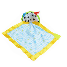 Newborn Appease Towel Baby 0-2years Soothing Towels Cute Infant Blankie Plush Early Educational Toy
