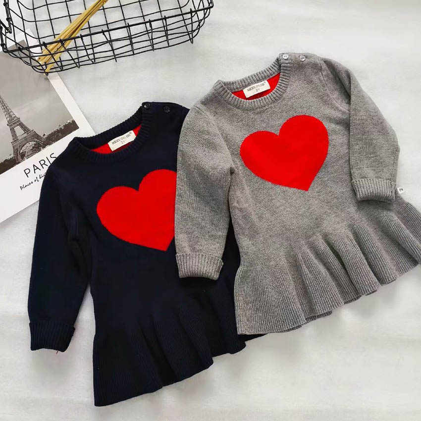 a4d36805a Detail Feedback Questions about LILIGIRL Newborn Girls Wool Dress ...