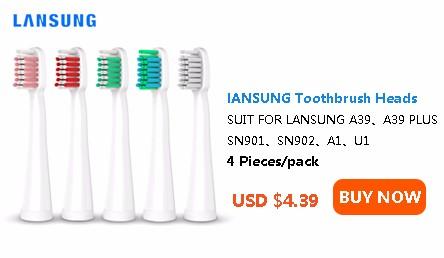 lansung sonic toothbrush 1