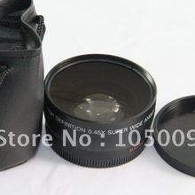 55mm 0.45X Wide Angle Macro Conversion LeNS for 55 0.45 canon nikon sony pentax