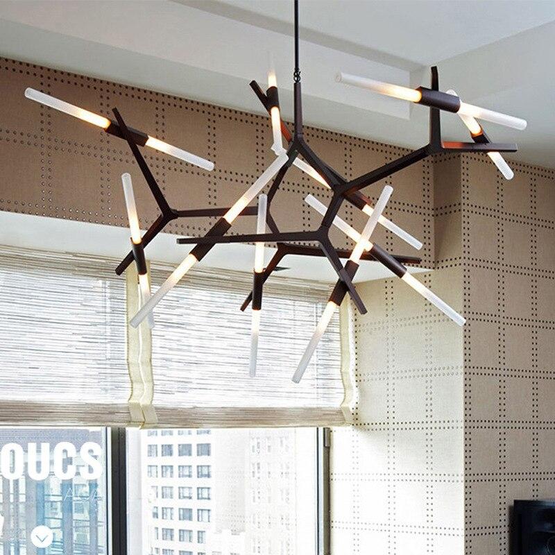 LED Pendant Lights Lamp Lighting Modern Arts Lamps Light Famous Italian Design For Living Room