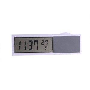 Mini 2 in 1 Digital Clock Ther