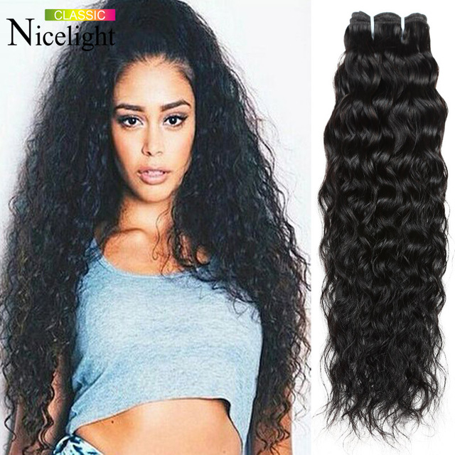 7a Grade Malaysian Virgin Hair Water Wave 10 28 Black Friday Sale