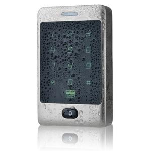 Image 2 - RFID сенсорная Водонепроницаемая металлическая система контроля доступа с 12 В постоянного тока NC/без электрического болтового замка/магнитный замок для двери безопасности