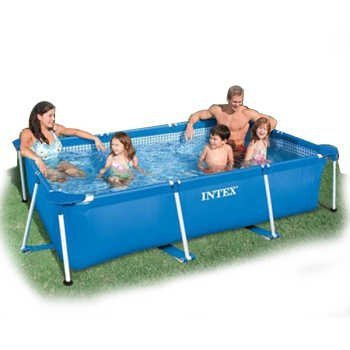 Buy high quality intex 28272 frame pool for Best rated inflatable swimming pool