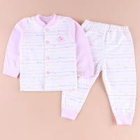 2017 Autumn Underwear baby sets new born baby boy clothes and newborn girl clothing infant Toddler set Long Sleeves Top+Pants