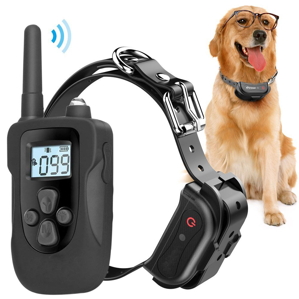 Barking, Waterproof, Training, Dog, LCD, Display