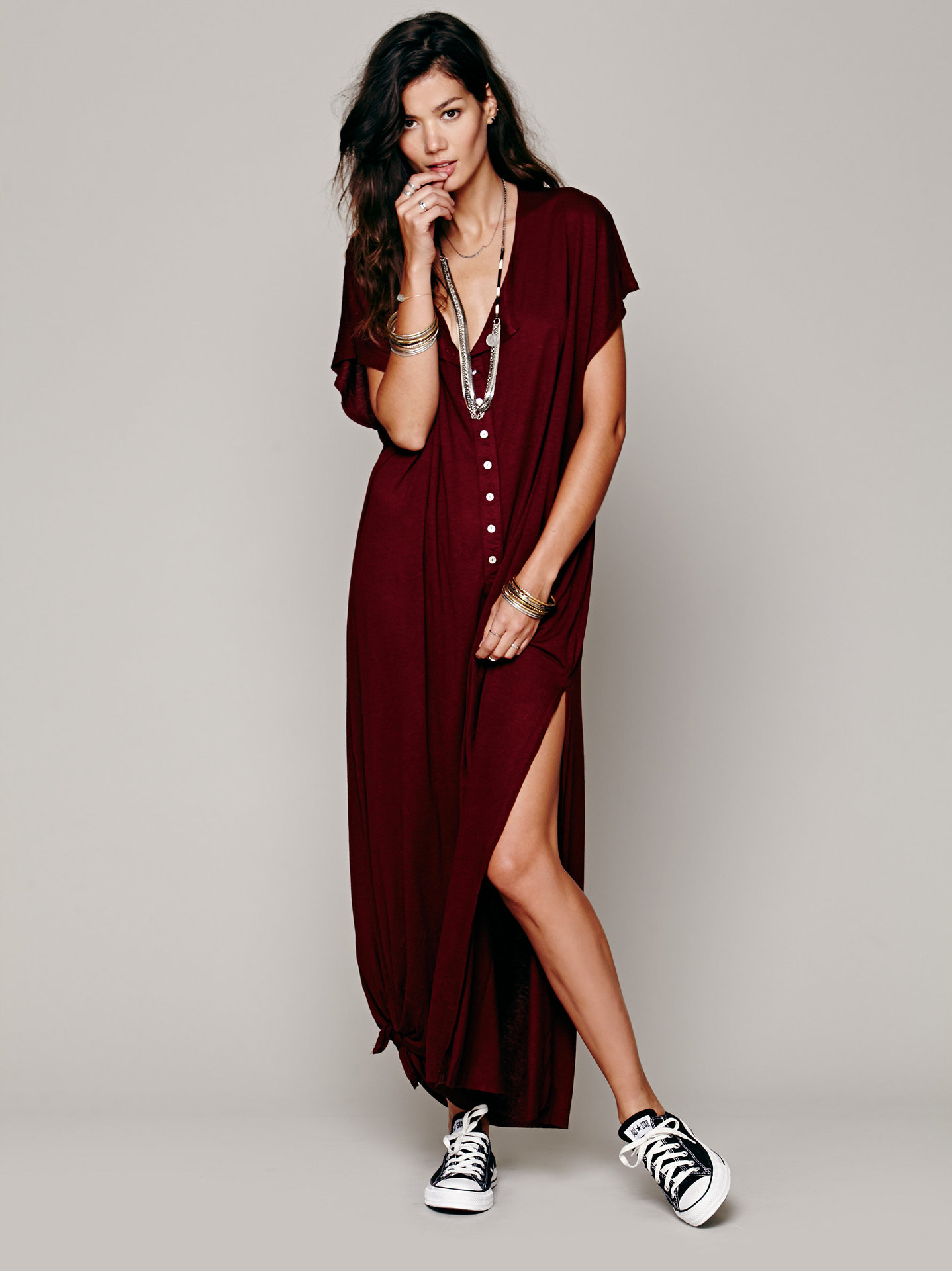 Maxi Dresses for Short People Promotion-Shop for Promotional Maxi ...