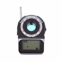 Giantree CC309 GPS GSM WIFI G4 RF Signal Detection Lens Anti Spied Detector Tracker Device