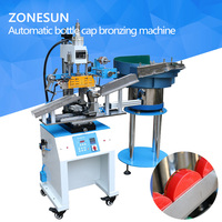 ZONESUN Customized Automatic Cap Stamping Machine Capping Stamping Machine