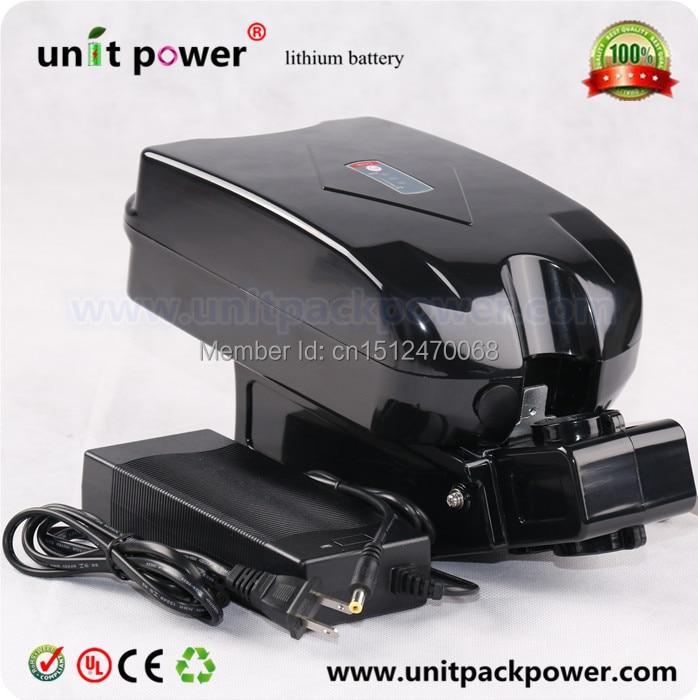 High quality Samsung lithium battery 48v ebike battery 48v 10.4ah  lithium battery with free customs taxes