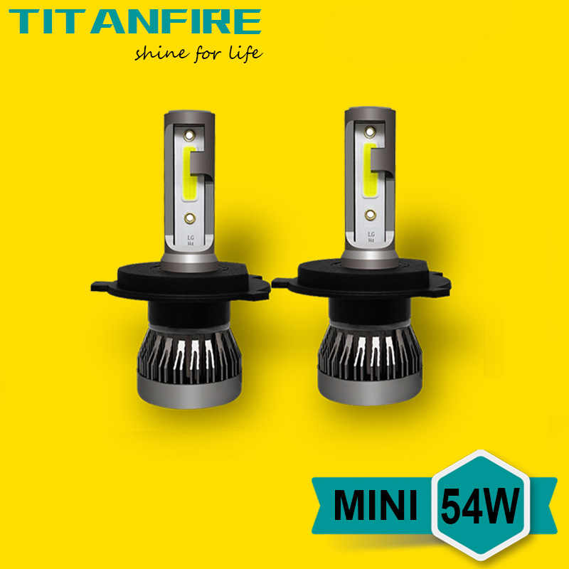 TF30 NEW Arrivals Car Lights Bulbs LED H4 H7 9003 HB2 H11 LED H1 H3 H8 H9 9005 9006  Auto Headlights 12V Led Light